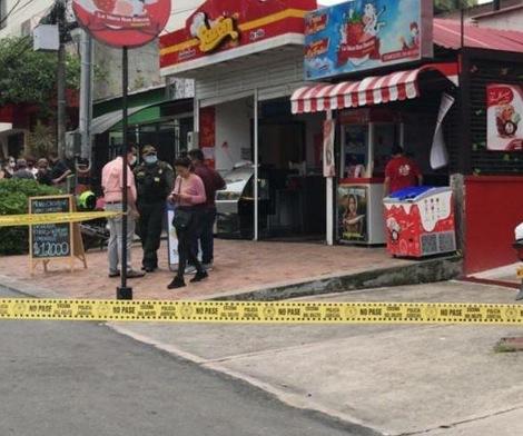 Ibagué protagonizó nueva balacera en Colombia 3