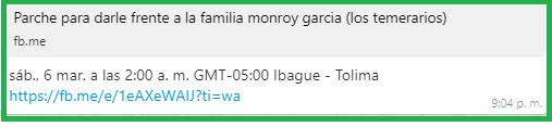 La película de la familia Monroy García en Ibagué 4