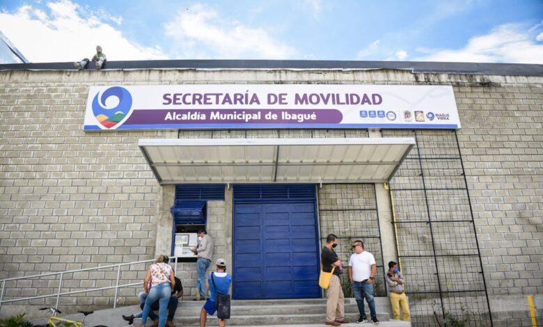 ¡Pilas! Secretaría de Movilidad de Ibagué anuncia nuevos horarios de atención 1