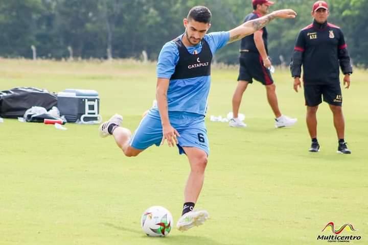 Deportes Tolima prepara el juego ante Santa Fe para este Jueves en el Campin 7