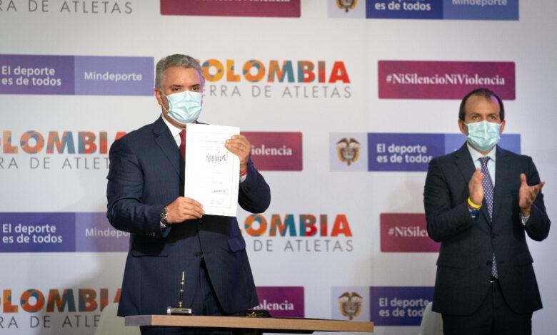 Sancionada ley para combatir el dopaje en el deporte colombiano 3