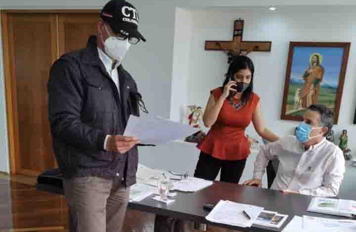 Recapturan al gobernador de Antioquia 1