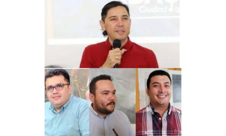 """De """"vacas muertas en la vía"""" calificó alcalde Hurtado, a concejales de la oposición 1"""