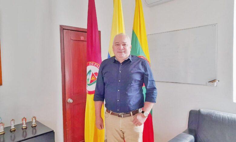 José Yezid Barragán será quien maneje los recursos de Ibagué 1