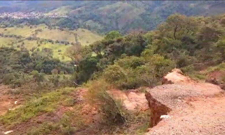 Adecuarán vía temporal en la vereda Los Andes tras emergencia 1