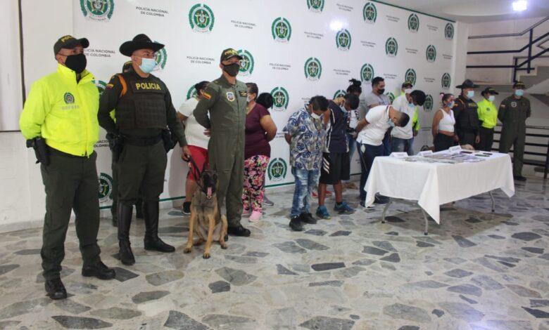 Autoridades de Ibagué terminaron con 'La Mamba Negra' 1