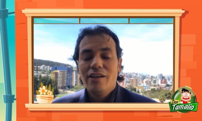 Ibaguereño que triunfa en la radio y televisión ecuatoriana 1