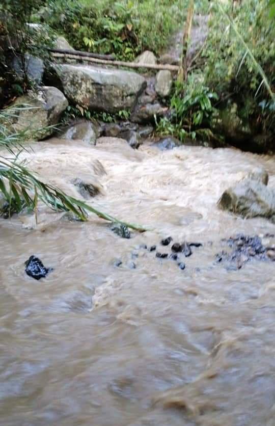 Mas de 50 ciclistas quedaron atrapados por creciente súbita en Cundinamarca 3