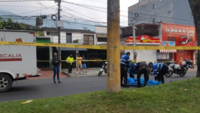 Motociclista arrolló a un peatón en Ibagué causándole la muerte 4