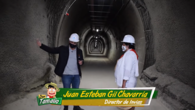 La intimidad del Túnel de la Línea con Don Tamalio 2