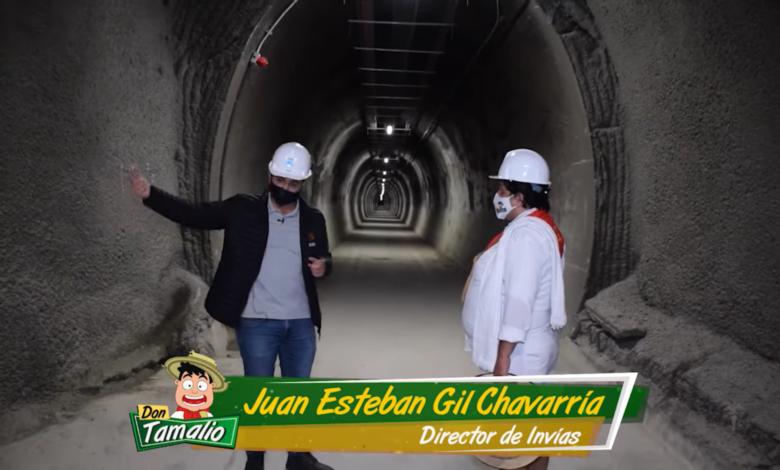 La intimidad del Túnel de la Línea con Don Tamalio 1