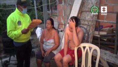 Caen 'Los Zorros' banda de apartamenteros en el Tolima 2