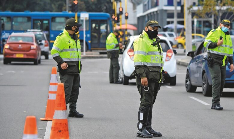 Policías de oficina tendrán que salir patrullar en el Tolima 1