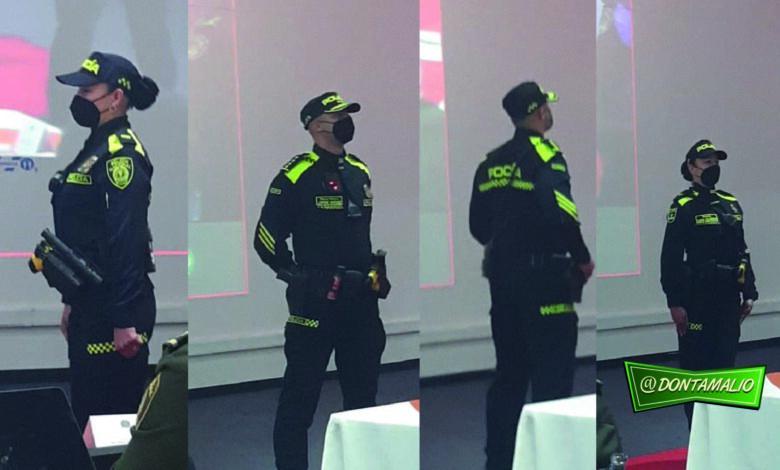 ¡No más verde oliva! Filtran el que sería el nuevo uniforme de la Policía Nacional 1