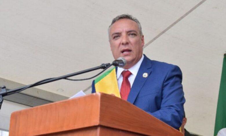 Gobernador del Quindío positivo para COVID-19 1