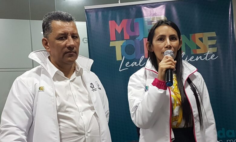 Secretaria de la Mujer del Tolima renunció para aspirar a la Cámara 1