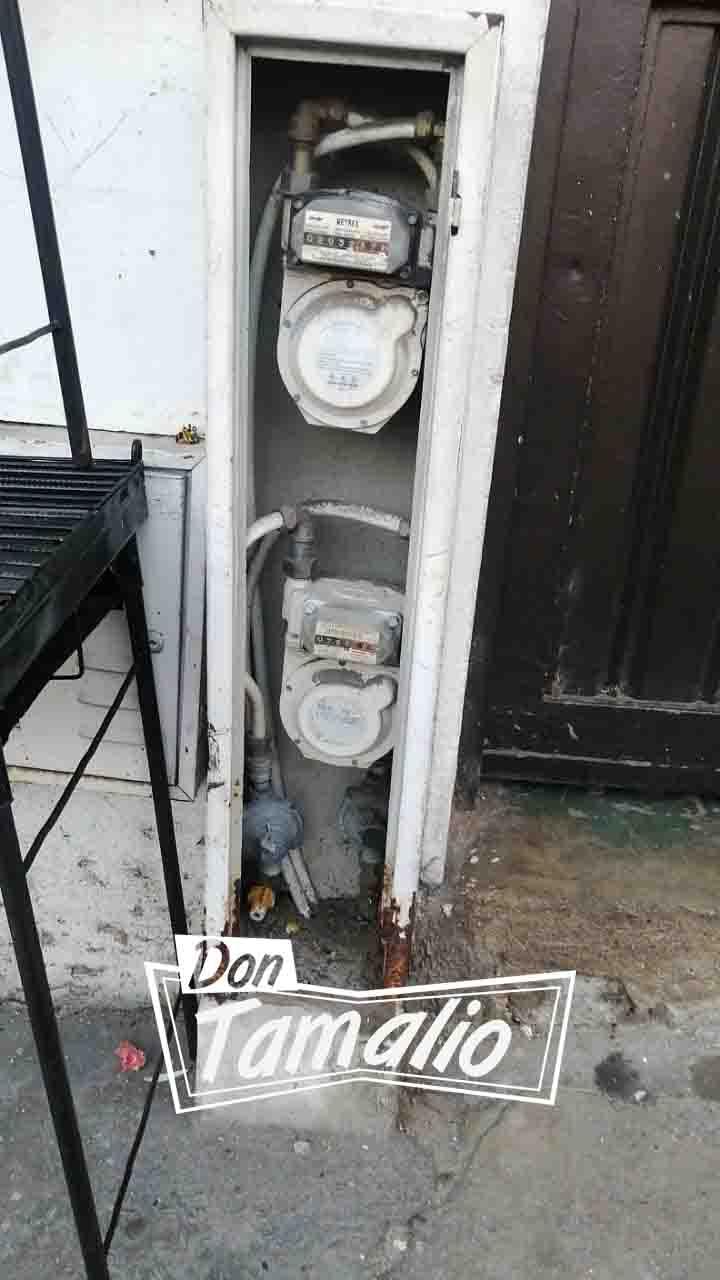 Más se demoran en poner contadores y tapas que en ser visitados por los ladrones 7