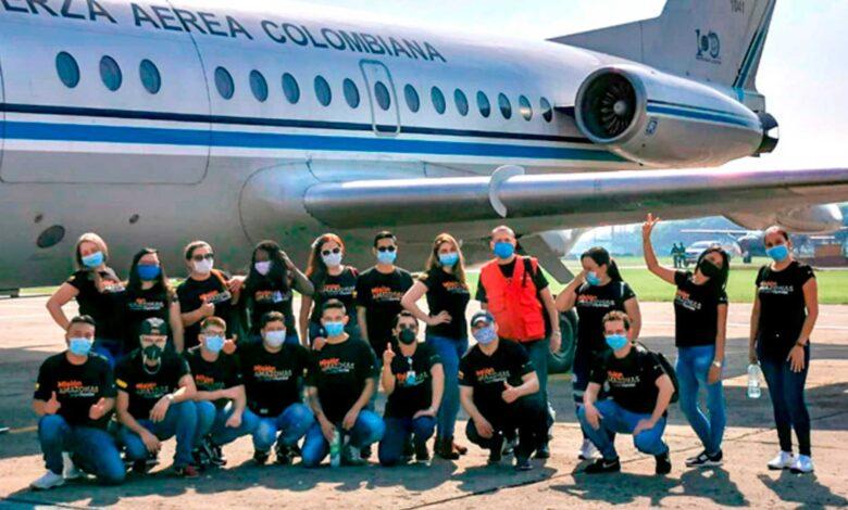 Trabajadores de la Salud de Ibagué, apoyarán el tercer pico de la pandemia en Medellín 1