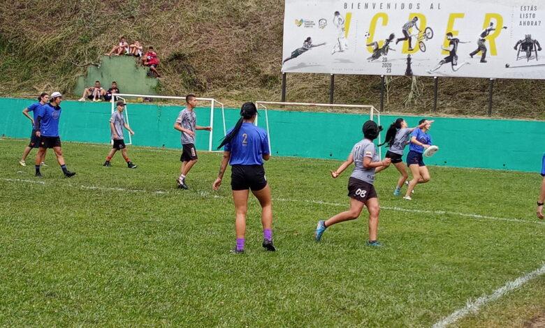 Campeonato Nacional de Ultimate en Cajamarca 7