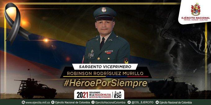 Un militar muerto y cuatro heridos deja ataque terrorista en Arauca 1