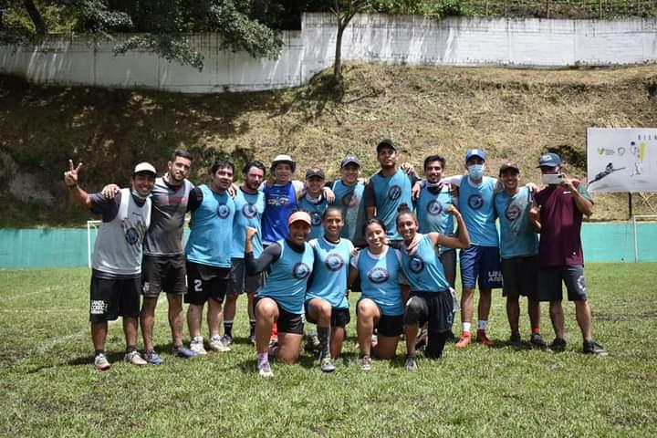 Finalizó con éxito el Campeonato Nacional de Ultimate en Cajamarca. 7