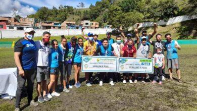 Finalizó con éxito el Campeonato Nacional de Ultimate en Cajamarca. 2