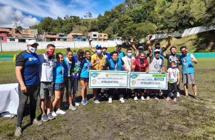 Finalizó con éxito el Campeonato Nacional de Ultimate en Cajamarca. 5