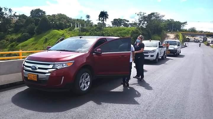 ¿Dónde está el conductor? Autoridades en alerta por posible caso de suicidio 3