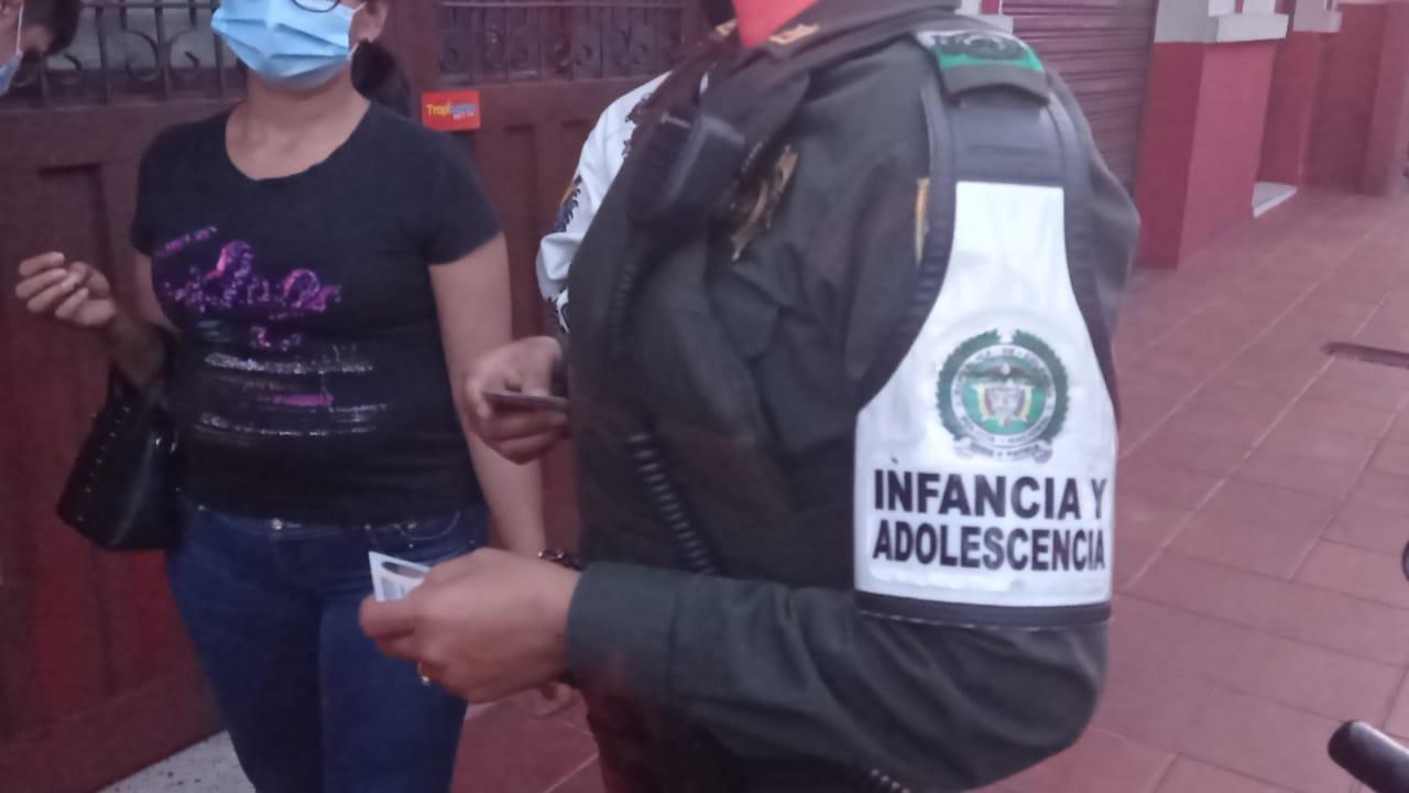 Hallan 15 menores de edad en qué fiesta clandestina en el centro de Ibagué 7