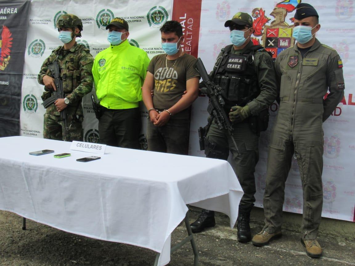 Capturan cabecilla de disidencias en vereda de Ibagué 6