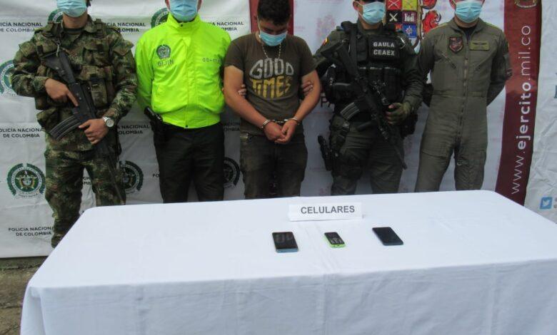 Capturan cabecilla de disidencias en vereda de Ibagué 5