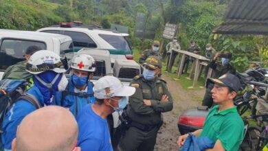 Rescatan a montañistas extraviados el Nevado del Tolima 3