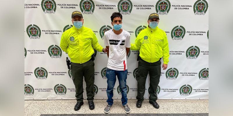 Robó casi 20 millones de pesos a extranjeros que estaban de paseo en Colombia 4