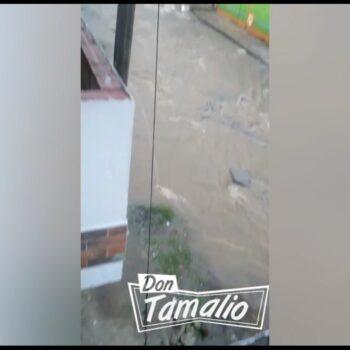 Más de 25 emergencias se presentaron en Ibagué por el fuerte aguacero 6