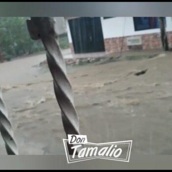 Más de 25 emergencias se presentaron en Ibagué por el fuerte aguacero 4