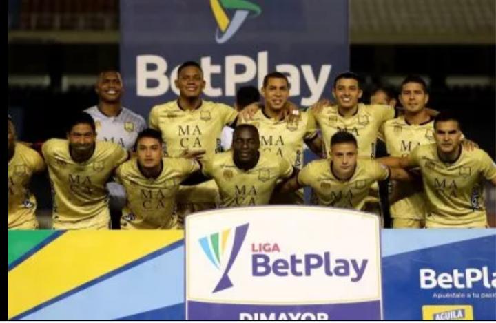 Alerta en el fútbol colombiano por casos de Covid en Águilas Doradas. 6
