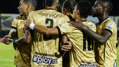Alerta en el fútbol colombiano por casos de Covid en Águilas Doradas. 5