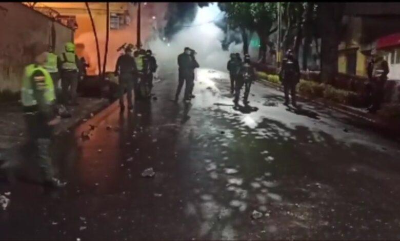 60 personas hacen parte de la lista de capturados, desaparecidos y heridos en los 6 días de paro en Ibagué 3