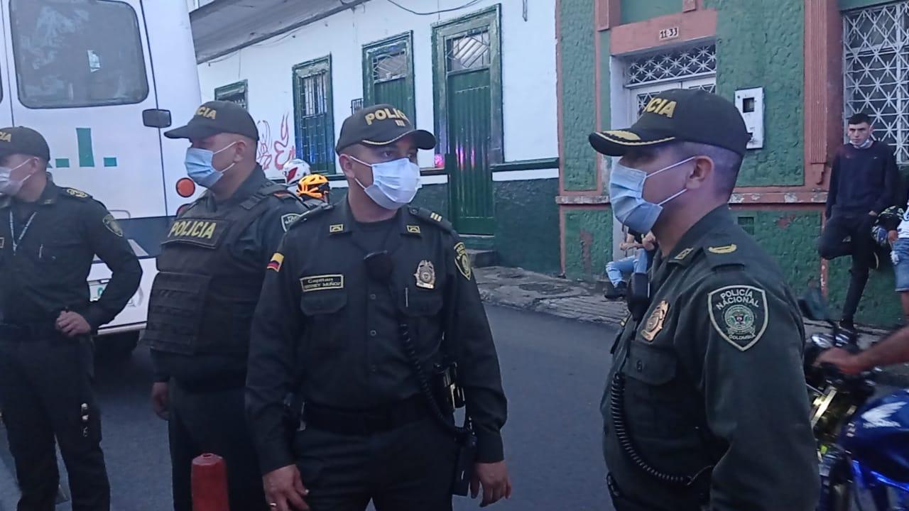 Hallan 15 menores de edad en qué fiesta clandestina en el centro de Ibagué 5