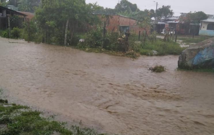 A pesar de la tormenta del viernes Santo, solo dos municipios reportaron graves afectaciones 1