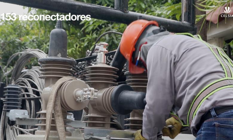 43.467 clientes se beneficiarán de las adecuaciones de subestación eléctrica del Vergel 1