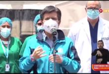 """""""Marchas y aglomeraciones son un atentado a la vida"""", Claudia López 12"""