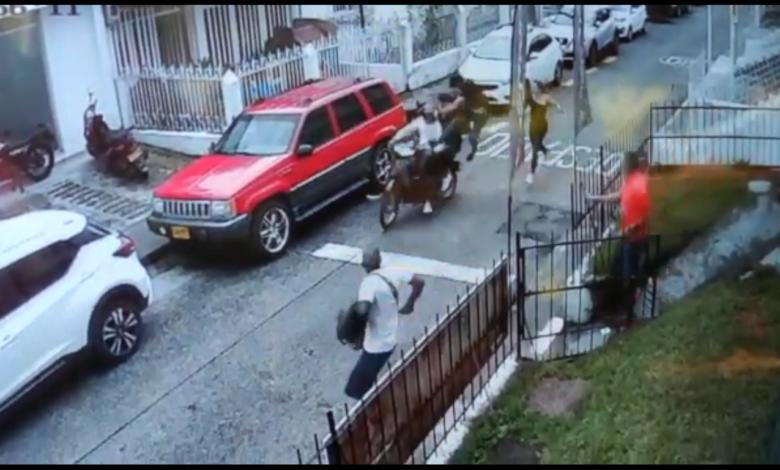 El Jake Chan paisa que frustró robo en Pereira 1