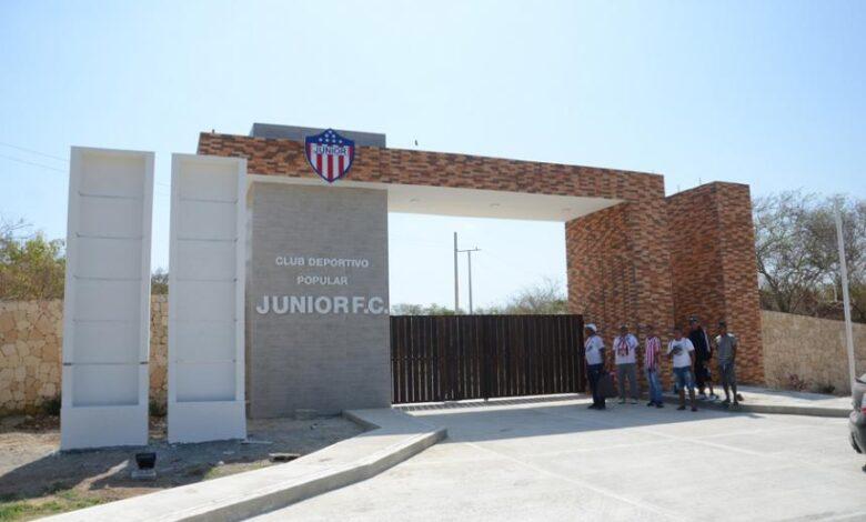 Se metieron los ladrones a la sede del Junior de Barranquilla 1