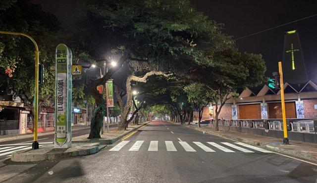 Bogotá, Medellín, Barranquilla y Manizales en confinamiento permanente el fin de semana 1