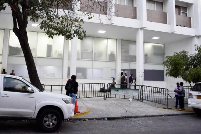 Violadores seriales se habrían fugado de URI en Barranquilla 1
