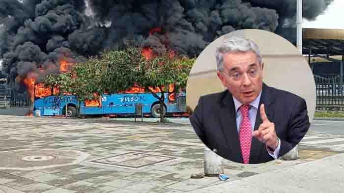 Uribe pide sacar el Ejército a las calles 1