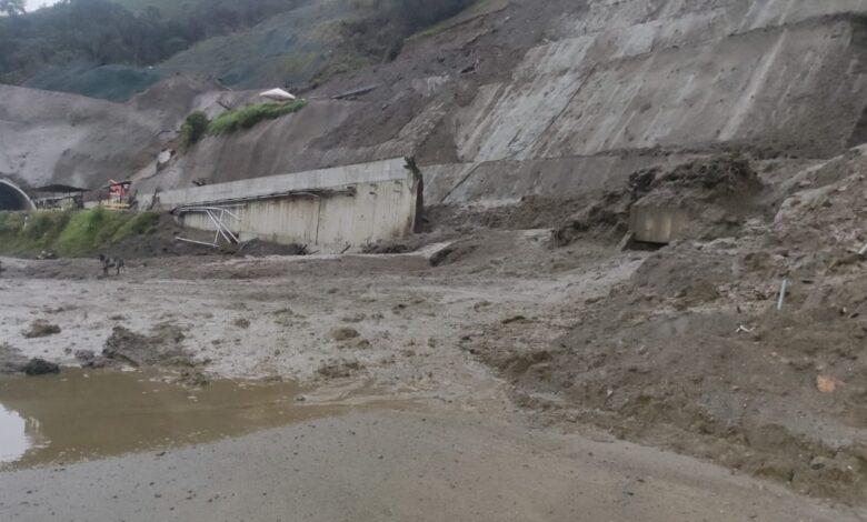 Alcalde declara emergencia entre Cajamarca y el Alto de la Línea 1