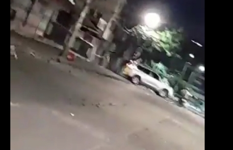 Ataque armado a manifestantes en Cali 1