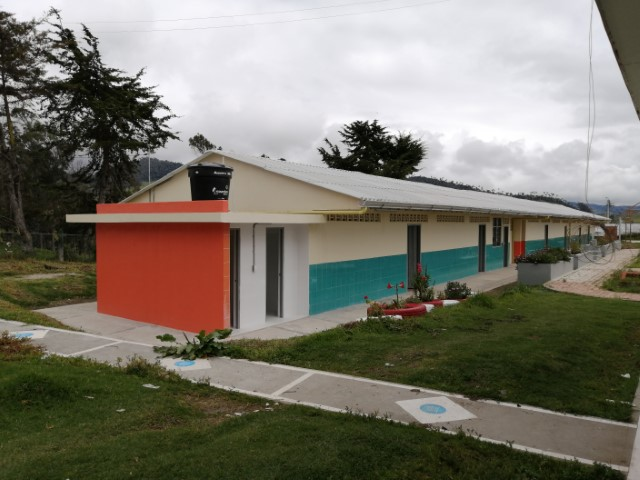 Celsia entrega dos escuelas transformadas a 200 estudiantes del Tolima 6